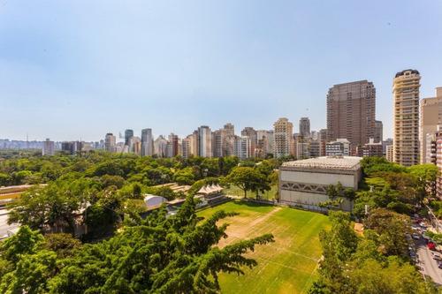 Imagem 1 de 15 de Apartamento - Jardim Europa - Ref: 110983 - V-110983