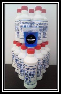 Liga De Freno Dot 3 Bluebrake 290 Ml