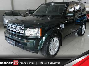 Land Rover Discovery4 3.0 Tdv6 4x4 Impecavel Oportunidade