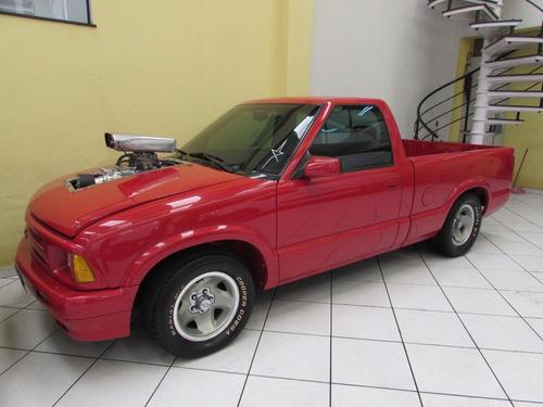 Imagem 1 de 12 de Chevrolet Ss10 1995 Vermelha