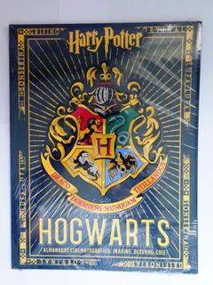 Almanaque Cinematográfico Harry Potter - Hogwarts - Lacrado