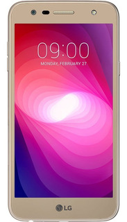 Smartphone Lg X Power 2 M320 32gb 13mp Dourado Vitrine 1