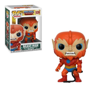 Funko Pop Beast Man Master Of The Universe