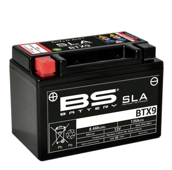 Batería Moto Bs Battery Btx9 Agm Kymko Venox 250