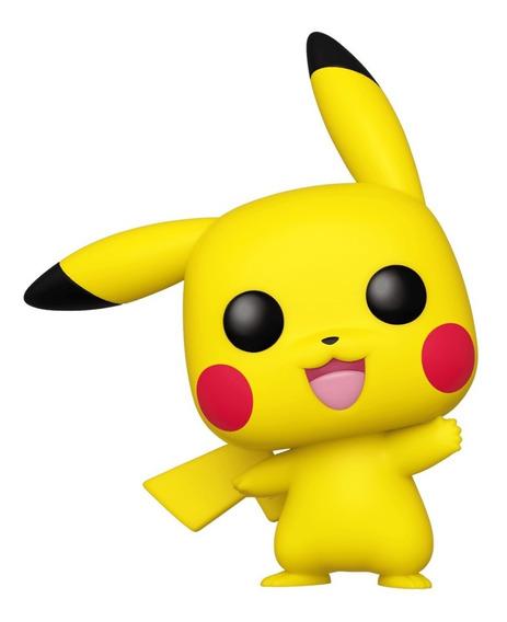 Funko Pop Pokemon Pikachu Nuevo Original