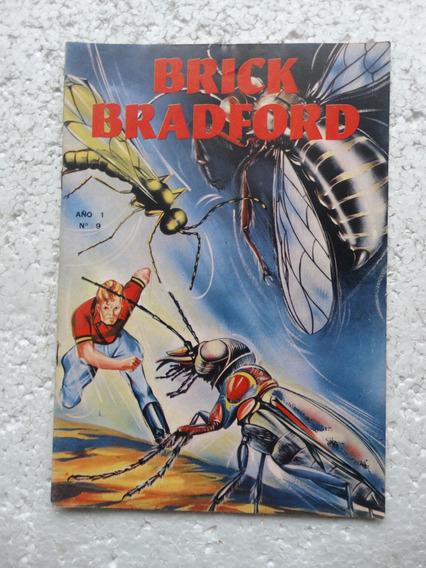 Brick Bradford Nº 9! Lorde Cochrane 1966
