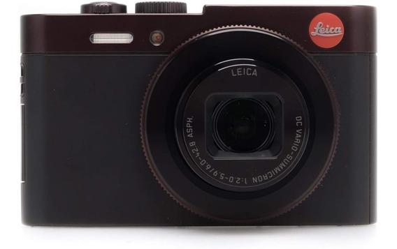 Leica C Typ 112 Intacta + Capa Camurça + Acessórios