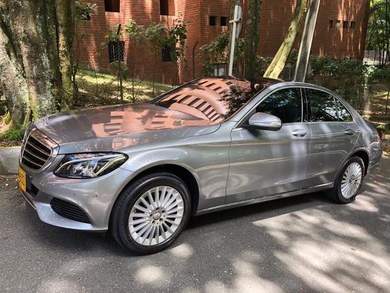 Mercedes C200 Exclusive 2016