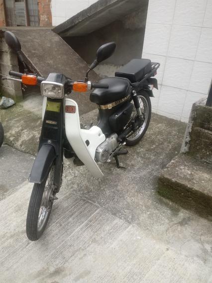 Suzuki Fr 80 Blanco Con Negro
