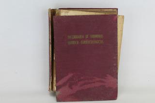 L073 Bone Andreu Diccionario De Sinonimos Quimico Famacologi