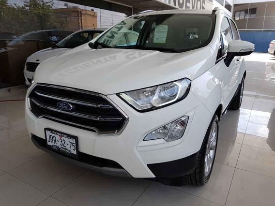 Ford Eco Sport 2018 5 Titanium L4/2.0 Aut
