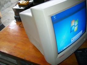 K1150 Monitor 14 Compaq B520 Vga Colorido