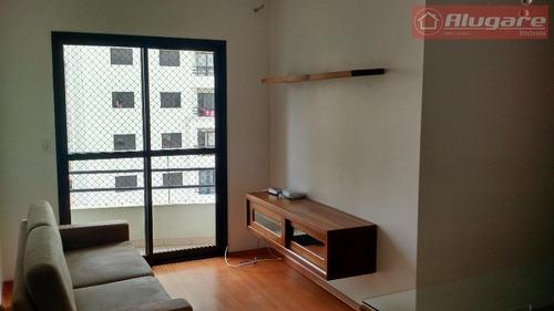 Apartamento Residencial Para Locação, Gopoúva, Guarulhos. - Ap0576
