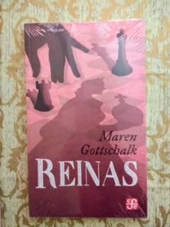 Libro Reinas De Maren Gottschalk + Envio Gratis