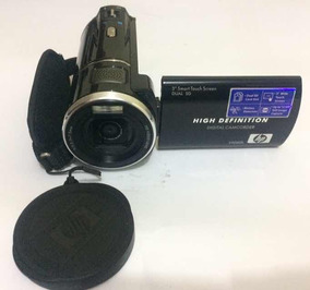 Filmadora Hp Camera Digital Corder Dual Sd Card