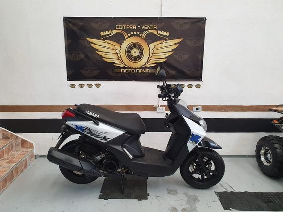 Yamaha Bws Fi 125 Mod 2018 Al Día Traspaso Incluido