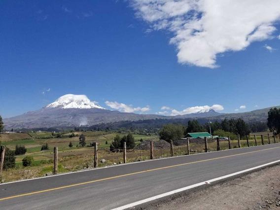 Terreno, Casa Y Bodega En Santa Lucia Del Tembo, Chimborazo