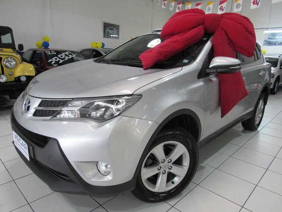 Toyota Rav4 2.0 4x2 16v Aut 2013