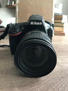 Nikon D810 + 35mm 1.8 Ed