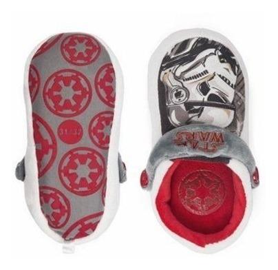 Pantufa Star Wars Infantil 32 Darth Vader Ricsen Kick