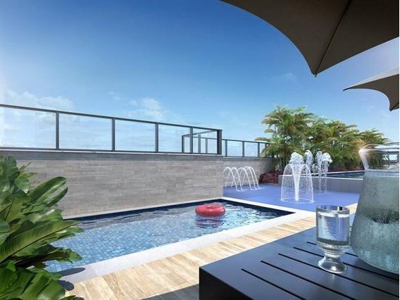 Apartamento Para Venda Em Rio De Janeiro, Tijuca, 2 Dormitórios, 1 Suíte, 2 Banheiros, 1 Vaga - Jjaura_2-947130
