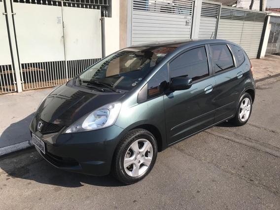 Fit Automático Lx - 2009 - Única Dona Pneus Novos