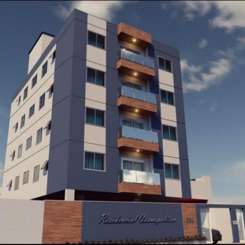 Imagem 1 de 16 de Apartamento À Venda, 3 Quartos, 1 Suíte, 2 Vagas, Novo Eldorado - Contagem/mg - 25152