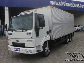 Ford Cargo 815 - Truck - 2012