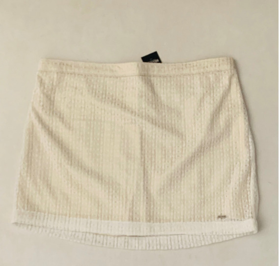 Mini Saia Feminina Hollister Camisetas Abercrombie Blusa Gap
