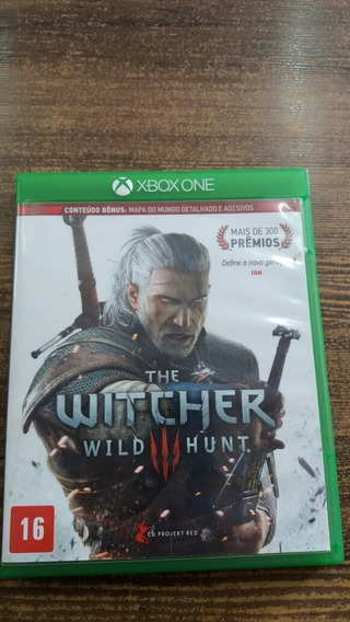 The Wintcher 3 Xbox One