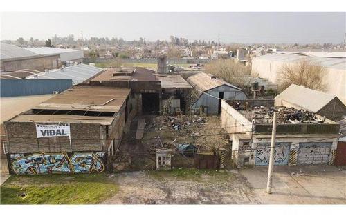 Imagen 1 de 20 de Terreno Industrial En Merlo