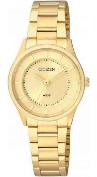 Relógio Citizen Feminino Original Barato Lançamento