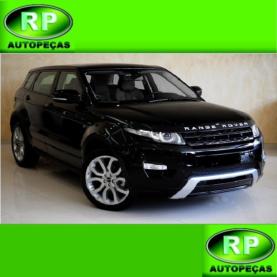 Range Rover Evoque 2014 4 Portas - Retirada De Peças