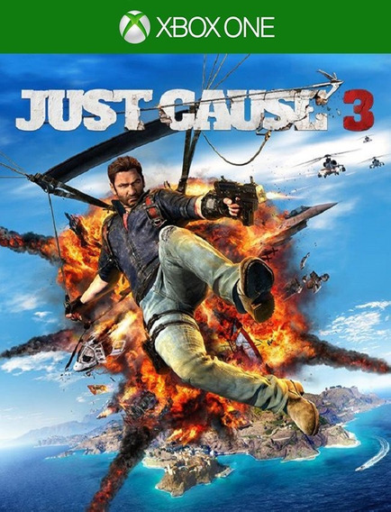 Just Cause 3 Xbox - 25 Dígitos (envio Flash)
