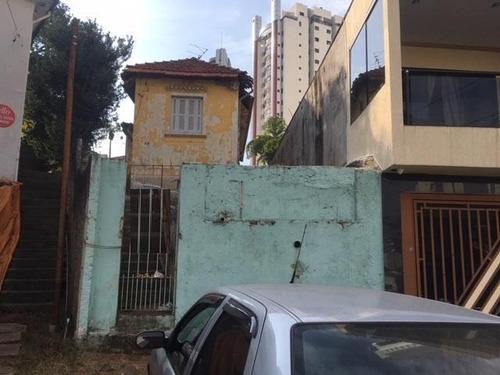 Imagem 1 de 2 de Terreno Residencial À Venda, Tatuapé, São Paulo. - Te0789