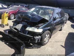 Honda Odyssey 2000 Yonkeado Para Partes