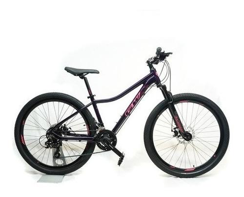 Bicicletas Gw Deer Rin 27.5 Grupo Shimano De 7