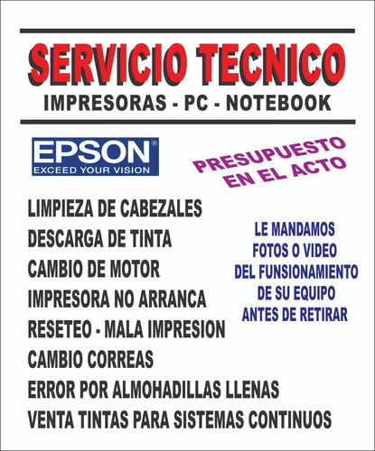 Imagen 1 de 7 de Vendo Impresora Epson L 1300 Flores Caba