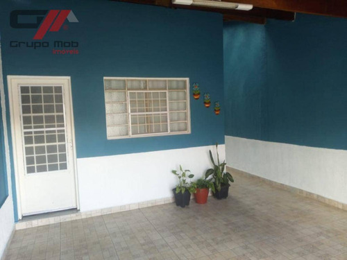 Imagem 1 de 9 de Casa Com 2 Dormitórios À Venda, 210 M² Por R$ 240.000 - Jardim América - Taubaté/sp - Ca0197