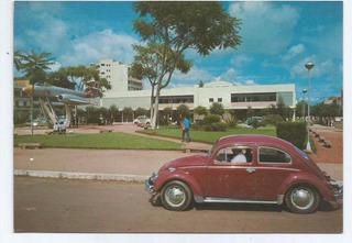 Cartão Postal Canoas Rs - Praça La Salle - Cód.34
