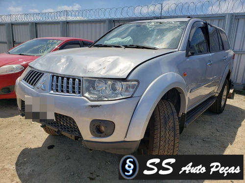 Imagem 1 de 2 de Sucata De Mitsubishi Pajero Dakar 2012  - Retirada De Pecas