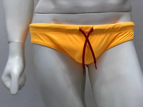 Traje De Baño Hombre Corte Trusa Piezas Únicas Fenix Fit