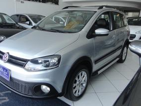 Volkswagen Space Cross 1.6 Flex Completa, Couro, 54mil Km