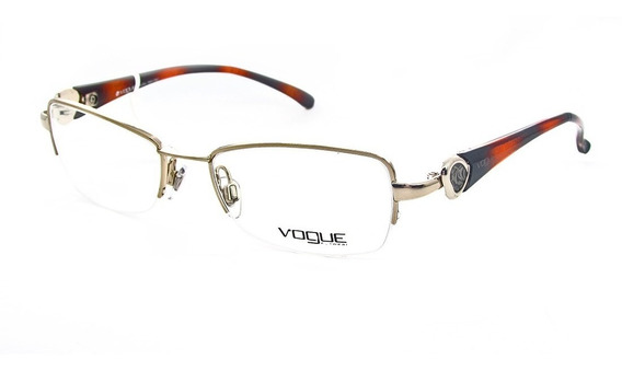 Vogue Vo3853l Óculos De Grau