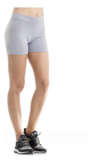 Calza Corta Short De Algodón Con Lycra - Colores - Proactiva