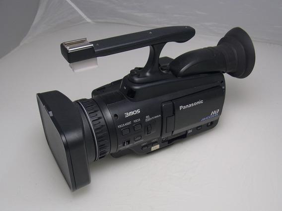Filmadora Pro Panasonic Ag Hmc 40 P