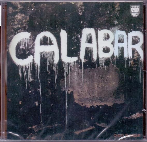 Chico Buarque Calabar[cd Original Lacrado De Fabrica]