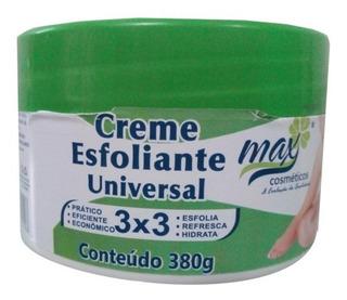 Creme Esfoliante Universal Max Cosmeticos