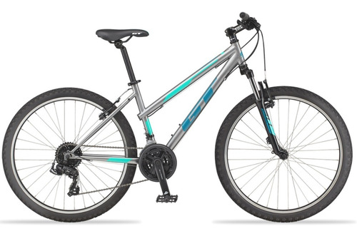 Bicicleta Dama Gt Palomar Rodado 26 Shimano 21 Cambios