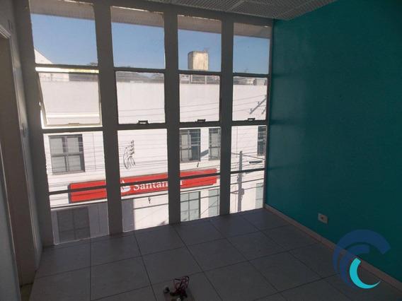 Sala Para Alugar, 116 M² Por R$ 3.500,00/mês - Centro - São José Dos Campos/sp - Sa0235